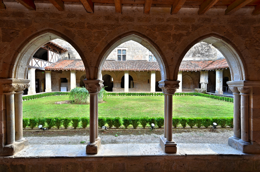abbaye,flaran,gers,valence sur baise,culture,loisir